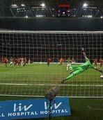 Fenerbahçe 27 yıl sonra penaltı kullandı