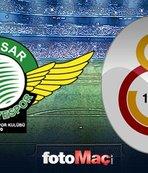 Akhisarspor - Galatasaray | CANLI