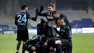 Başakşehir Trabzonspor 0-1 (MAÇ SONUCU - ÖZET)