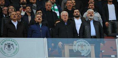 Bursaspor altyapı oyuncuları Konya'da şok yaşadı