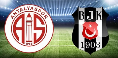 Antalyaspor - Beşiktaş | CANLI