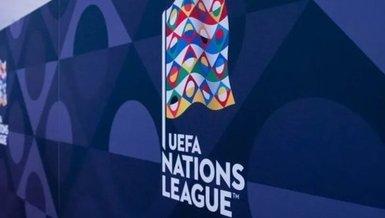 İşte UEFA Uluslar Ligi'nde günün maçları! Türkiye, İspanya, Almanya...