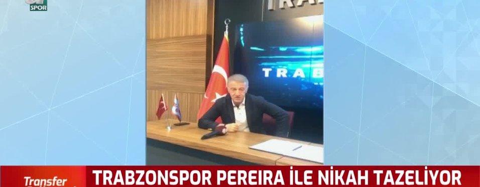 Ahmet Ağaoğlu resmen açıkladı! Jose Sosa...