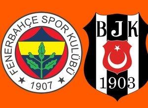İşte Fenerbahçe-Beşiktaş maçının 11leri