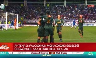 Galatasaray Falcao ile anlaştı iddiası! İşte yıllık ücreti...