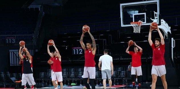 Galatasaray Erkek Basketbol takımı kampa gitti