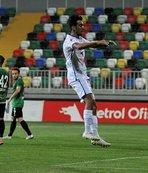 Altınordu'da gol sevincine kadro dışı cezası