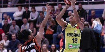 Fenerbahçe Kadınlar Euroleague'de finalde