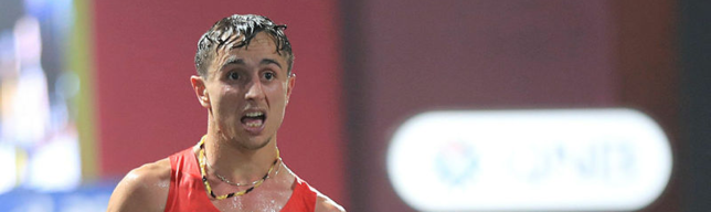 Milli atlet Salih Korkmaz Dünya 4.sü!