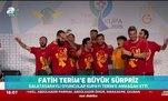 Fatih Terim'e büyük sürpriz