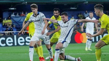 Villarreal Atalanta ile berabere kaldı