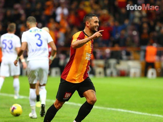 Galatasaray'da Florin Andone'den flaş ayrılık açıklaması!