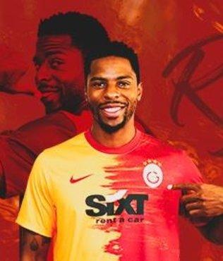 Galatasaray Ryan Donk'un sözleşmesini 1 yıl daha uzattı