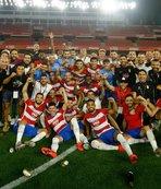 Soldado'lu Granada Avrupa Ligi biletini kaptı!