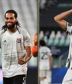 Juventus'a Lyon şoku!