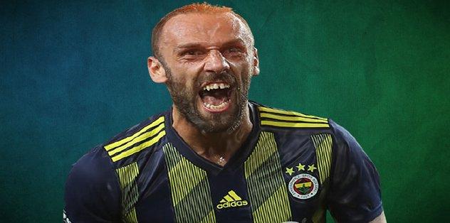 Vedat Muriqi'den Fenerbahçe taraftarına mesaj!