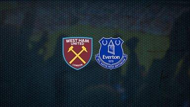 West Ham United - Everton maçı ne zaman, saat kaçta ve hangi kanalda canlı yayınlanacak?   İngiltere Premier Lig