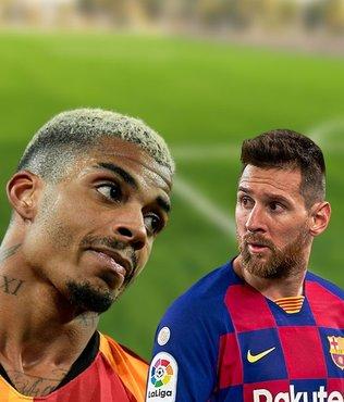 """Lemina'dan flaş sözler! """"Messi beni onun kadar etkilemedi"""""""