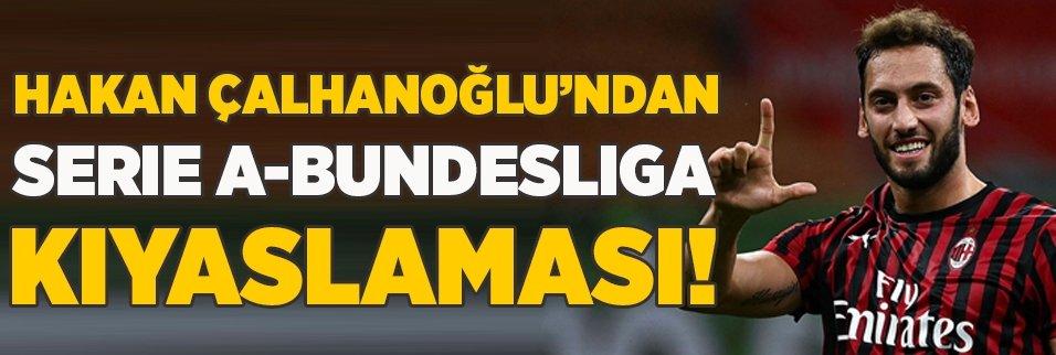 hakan calhanoglu serie a bundesligadan daha zor 1596212408768 - Hakan Çalhanoğlu'na teklif yapıldı! 3 yıl daha...