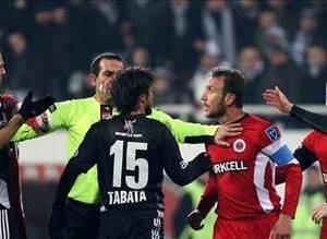 Beşiktaş - Gençlerbirliği (TSL 20. hafta maçı)