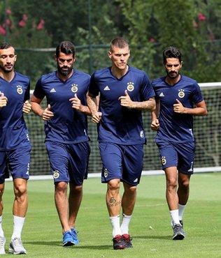 Fenerbahçe, Evkur Yeni Malatyaspor maçı hazırlıklarına başladı