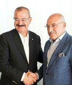 Gazişehir Gaziantep'in yeni başkanı Mehmet Büyükekşi oldu