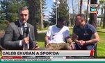 Ekuban: İlk tercihim Trabzonspor
