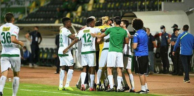 Bursaspor Süper Lig aşkına - Futbol -