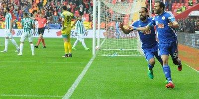 Eskişehirspor finale yükseldi!