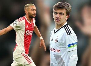Ajax modeli Kartal! Yeni Beşiktaş...