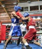 Türkiye Büyük Erkekler 2. Grup Ferdi Boks Şampiyonası başladı