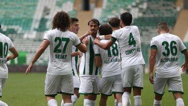Bursaspor'dan iki isim U19 Milli Takımı'na davet edildi!