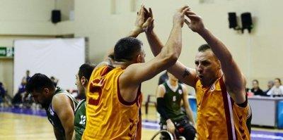 Galatasaray çeyrek final ilk maçına çıkıyor