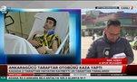 Ankaragücü taraftar otobüsü kaza yaptı