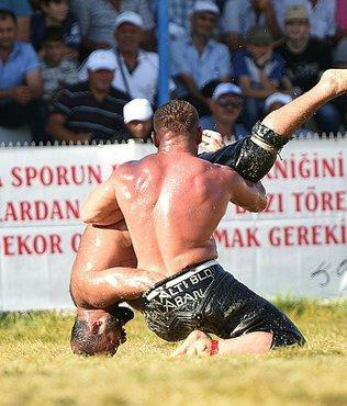 Kurtdereli Güreşleri'ne Konyaaltı Belediyesi damga vurdu