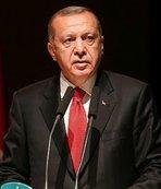Başkan Erdoğan'dan corona virüsü açıklaması!