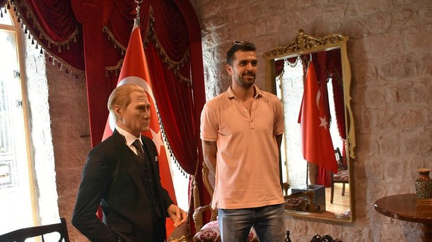 Anadolu Efesli Krunoslav Simon: Malatya'dan çok etkilendim