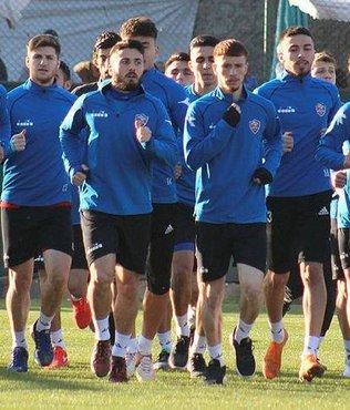 Karabükspor'da TY Elazığspor maçı hazırlıkları başladı