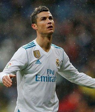 Ronaldo'nun Türkiye planı