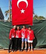 Teniste Gelişim Şampiyonası'na Türkiye damgası
