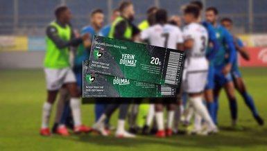"""Denizlispor'dan sezonluk """"hatıra bilet"""" uygulaması!"""
