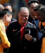 Galatasaray'da tek hedef 3 puan