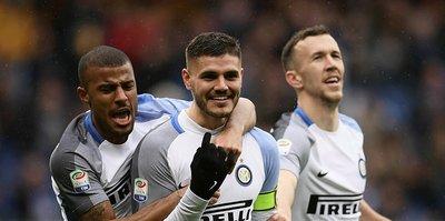 Inter, Icardi ile farka gitti