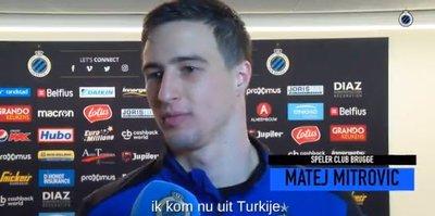 Matej Mitrovic golle siftah yaptı!
