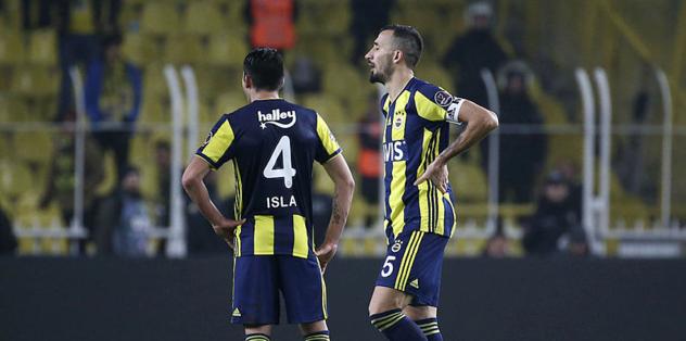 """Fenerbahçe """"kötü"""" rekorlarına devam ediyor"""