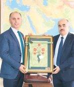 Başkan Usta'dan Düzce ziyareti