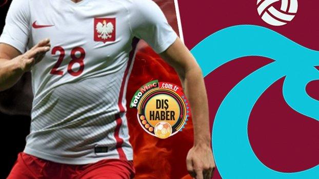 Son dakika transfer haberi: Trabzonspor'un gündeminde Jakub Swierczok var