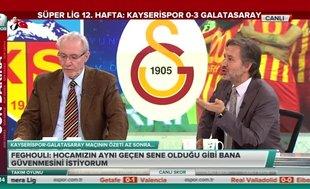 """""""Fatih Terim'i Milli Takım'dan ayıran Yıldırım Demirören değil"""""""