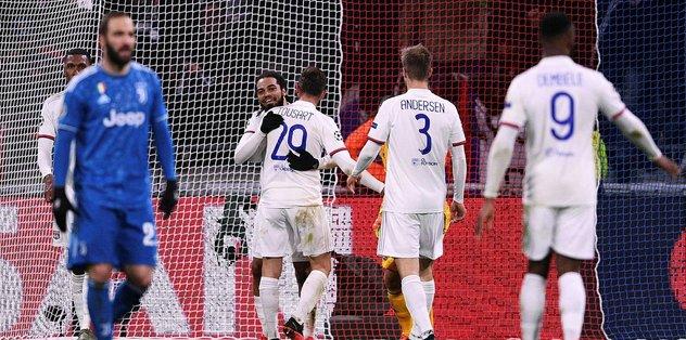 Lyon 1-0 Juventus | MAÇ SONUCU