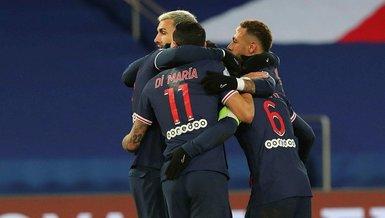 PSG Montpellier 4-0 (MAÇ SONUCU - ÖZET)